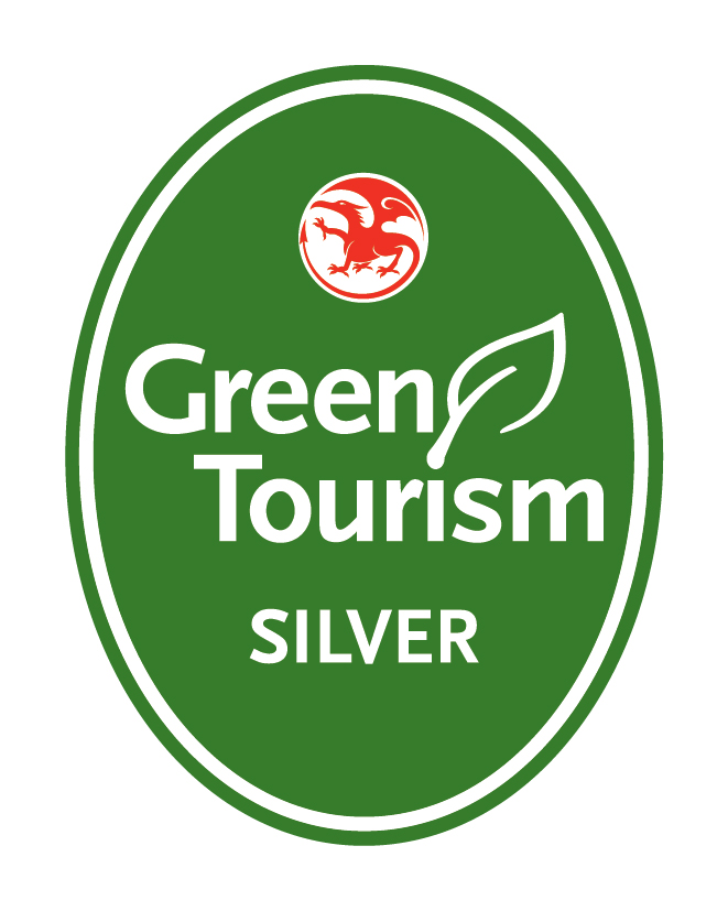 Green Tourism Wales Silver